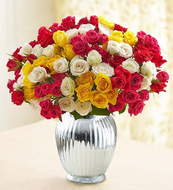Spray Roses: Buy 50 Blooms, Get 50 Blooms Free