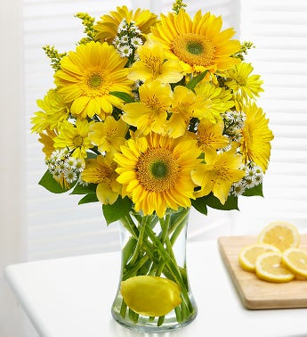 Make Lemonade™ in a Vase