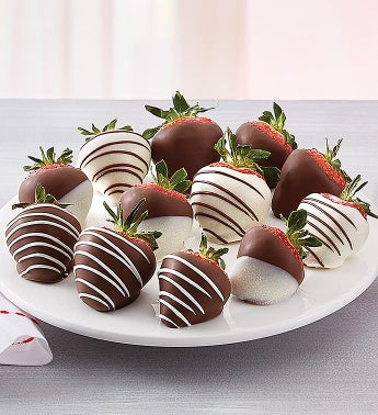 Strawberry Splendor™ Dipped Strawberries