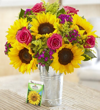 Sunflower Lover's Bouquet™
