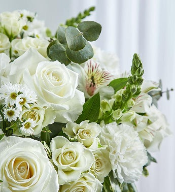 Cherished memories all white 1800flowers 95379 95379altview mightylinksfo