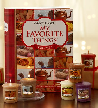 Yankee Candle® - My Favorite Things Gift Set