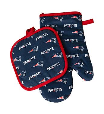 NFL Oven Mitt & Pot Holder Set
