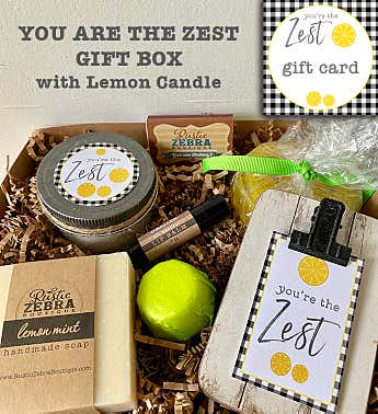 You're The Zest Gift Box