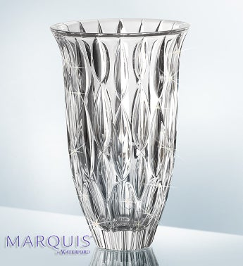 Marquis By Waterford Purple Rose Lily Bouquet 1800flowers