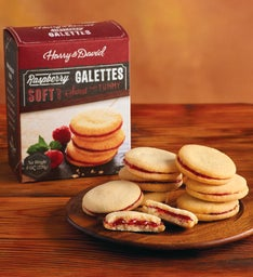 Raspberry Galettes (8 oz)