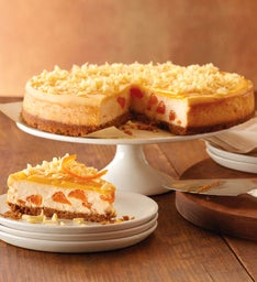 Cushman's™ HoneyBell Cheesecake
