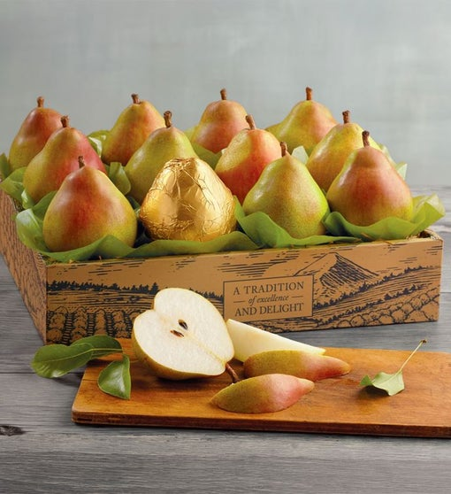 Organic Family Affair Royal Riviera® Pear