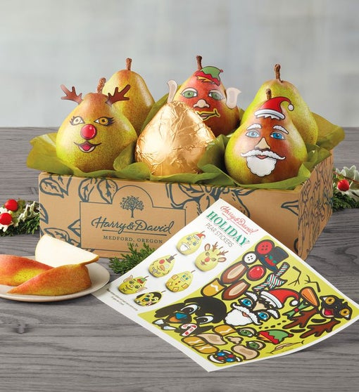 Christmas Pear Decorating Kit