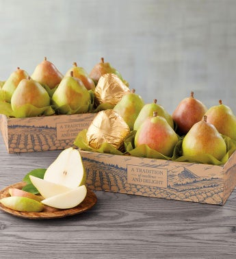 Two Boxes of Royal Verano174 Pears