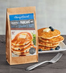 Blueberry-Flavored Pancake Mix