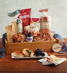 Sympathy Brunch Gift Basket