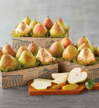Three Boxes of Royal Verano® Pears