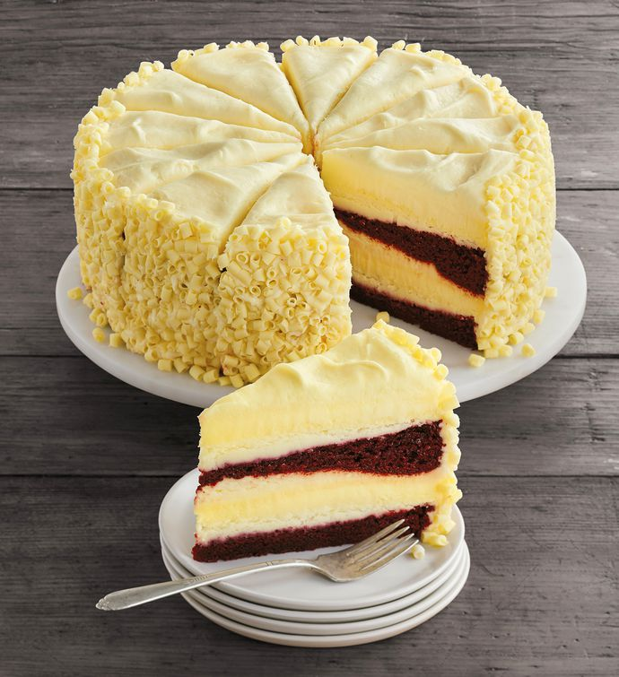 The Cheesecake Factory174 Ultimate Red Velvet Cake Cheesecaketrade - 1034