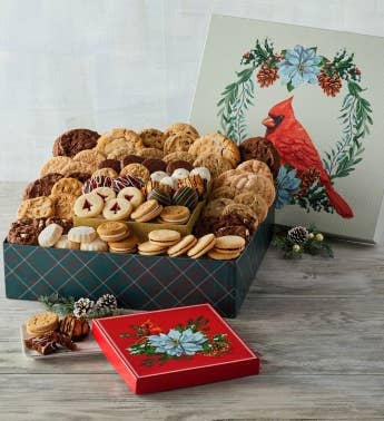 Christmas Cookie Party Gift