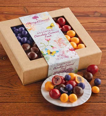 Spring Chocolate-Covered Fruit