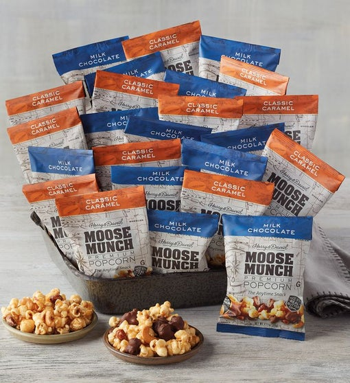 Moose Munch® Premium Popcorn Treats