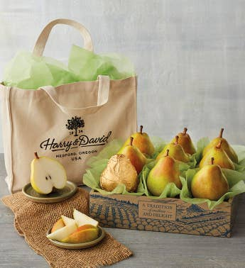Pears and Tote Gift