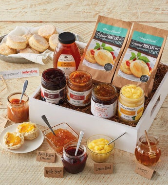 Southern Living Biscuits and Spreads