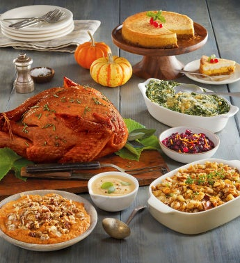 Create Your Own Gourmet Turkey Feasttrade
