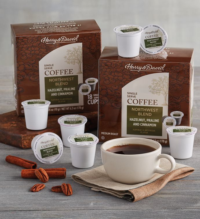 Northwest Blend Single-Serve Coffee Two-Pack