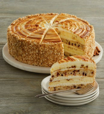 The Cheesecake Factory174 Cinnabon174 Cinnamon Swirl Cheesecake 1034