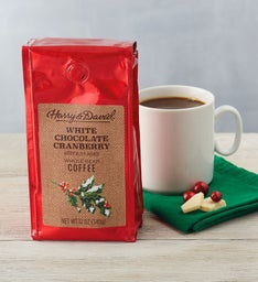 White Chocolate Cranberry Coffee