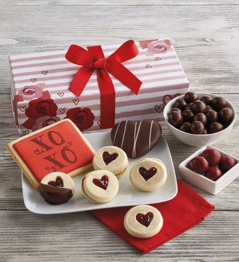 Valentine39s Day Sweets Box