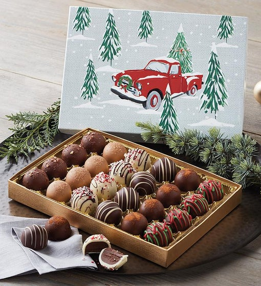 Holiday Truffles
