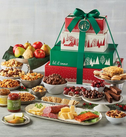 Tower of Treats® Ultimate Holiday Gift