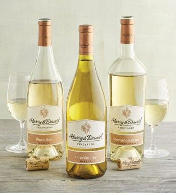Harry  Davidtrade White Wine Trio