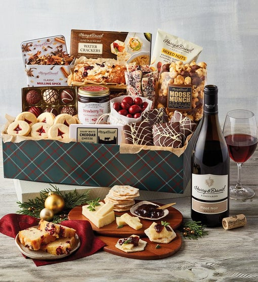 Holiday Wine Box