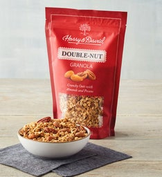 Double Nut Granola