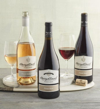 Harry  Davidtrade Pinot Noir Trio