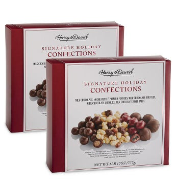 Signature Holiday Confections