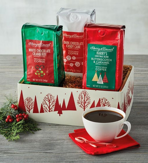 Holiday Coffee Assortment