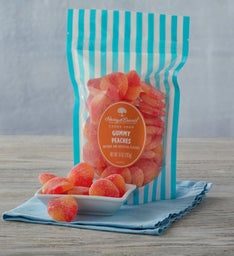 Gummi Peaches