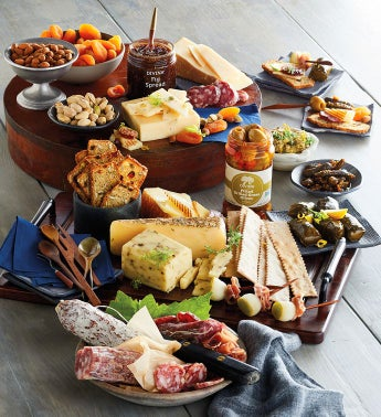 Ultimate Epicurean Charcuterie and Cheese Collection