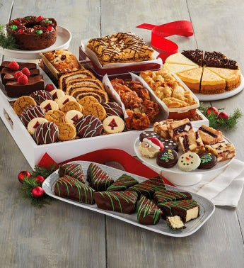 Holiday Bakery Tray - Ultimate
