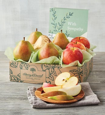 Sympathy Pears and Apples