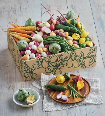 Baby Vegetables Gift Box
