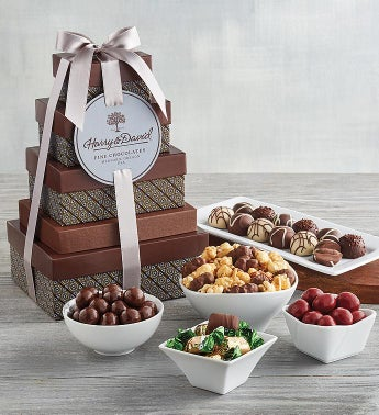 Tower of Chocolates174 Classic Gift