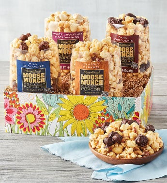 Moose Munch174 Premium Popcorn Spring Box