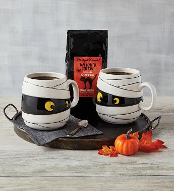 Witch39s Brew Coffee and Mugs