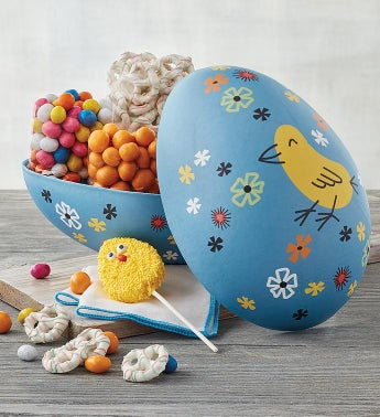 Easter Egg Sweets Box