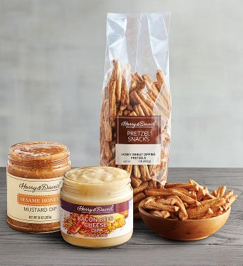 Pretzels and Dip