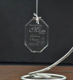 Sweet Angel Photo Ornament
