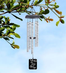 Angel Wings Sympathy Wind Chime