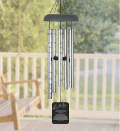 Personalized Lullaby Wind Chime
