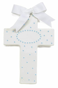 Personalized Sweet  Simple Cross
